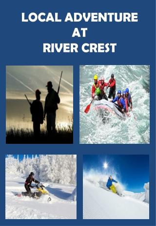 Wolf Creek Ski Cabin -Rivercrest Cabins