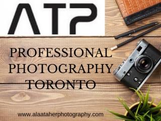 Professional Photography Toronto