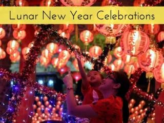 2019 Lunar New Year Celebrations