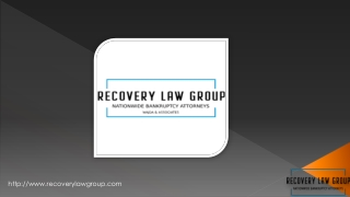 Recovery Law Group - Debt Settlement Attorney