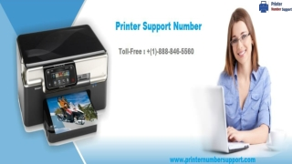Techniques to Fix printer issues call- (1)-888-846-5560