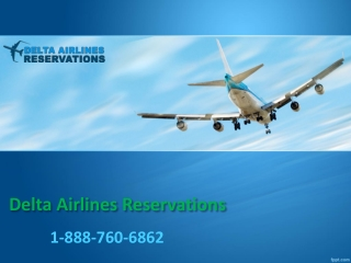 Delta Airlines Reservations | Delta Airlines Official Site