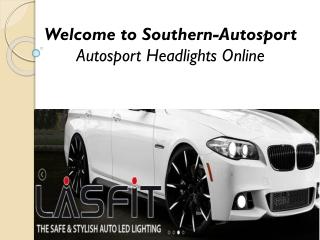 Autosport Headlights Online