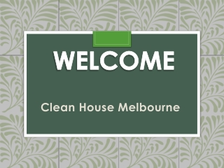 Best House Cleaning Service in Cremorne