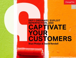 Pink Goldfish Manifesto - Defy Ordinary, Exploit Imperfection, and Captivate your Customers