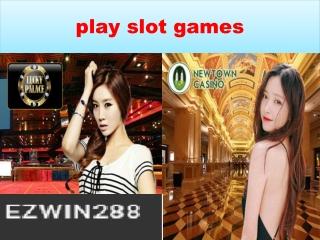 play slot games