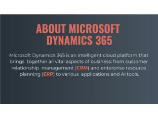 Why Do Business Choose Microsoft Dynamic CRM