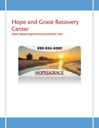 Hope and Grace Recovery Center