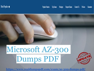 Microsoft (AZURE) AZ-300 Dumps Pdf | Information To Architecture Fundamentals
