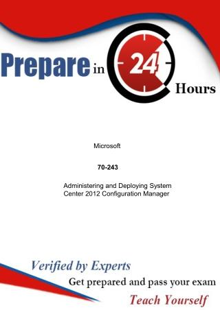70-243 Microsoft Practice Test Questions - 70-243 Dumps | Realexamdumps.com
