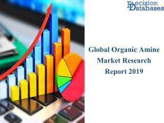 Organic Amine Market Manufacturers Report 2019 with Future Scope till 2025