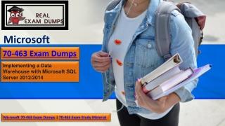 2019 Best Microsoft Exam, Microsoft 70-463 exam guide Exam download