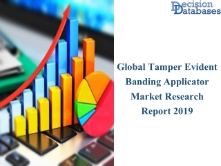 Tamper Evident Banding Applicator Industry Latest Trends 2019 with Market Analysis Report till 2025