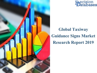 Taxiway Guidance Signs Market Manufacturers Report 2019 with Future Scope till 2025