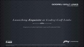 Godrej Golf Links Present Luxury Villas in Greater Noida