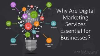 Cost Effective Digital Marketing Company in Maryland- Tarikatechnologies.com