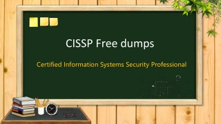 CISSP Certification Study Guide