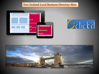 New Zealand Local Business Directory Sites