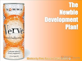 The Vemma Newbie Development Plan !!