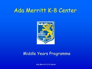 Ada Merritt K-8 Center