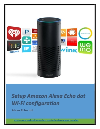 Amazon Echo Set up