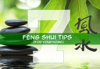 7 Feng Shui Tips (For Your Home)