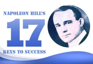 Napoleon Hill's 17 Keys to Success