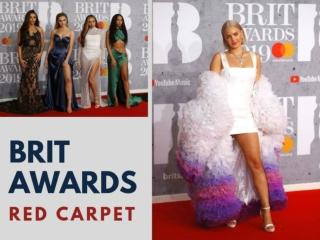 The BRIT Awards 2019 | Red Carpet