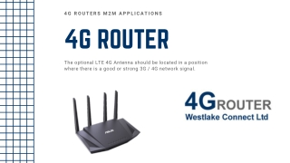 4g antenna outdoor - 4G Router Store