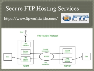 Secure Ftp services