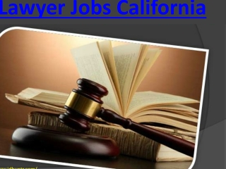 General Counsel Jobs