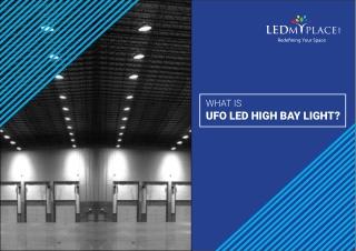 Waterproof - IP65 – UFO LED High Bay Lights – USA