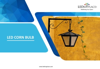 LEDMyplace: LED Corn Bulb for sale