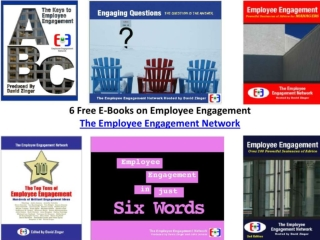 Employee engagement free e books