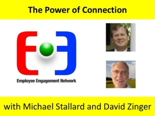 Employee Engagement Connection Webinar Slides