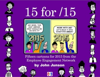 15 Excellent Employee Engagement Cartoons
