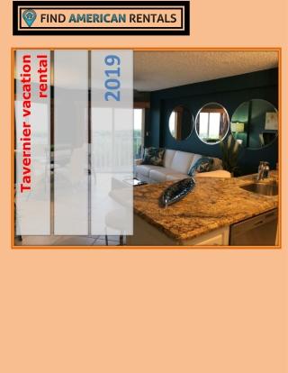 Tavernier vacation rental