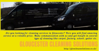 Factory Cleaning Service - Gloscleansolutions.co.uk