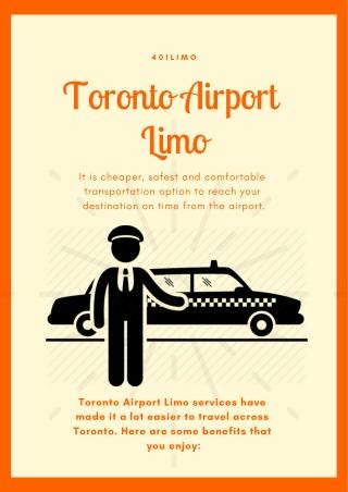 Toronto Airport Limo | 401lImo