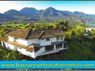 Luxury Resort Vacation Rentals   Kauai Vacation Homes Rentals