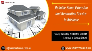Reliable Home Extension and Renovation Service in Brisbane