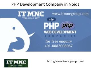 Php development company in noida itmnc group