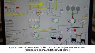 GPT 2000 Bildskärm 2