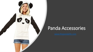 Don't Miss Mega Discount Offers on Panda Accessories