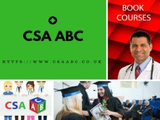 CSA Exam - CSA ABC