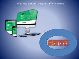Top 20 Free Business Listing Sites In New Zealand