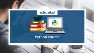 Python Course | Python Programming | Python Tutorial | Python Training | Edureka