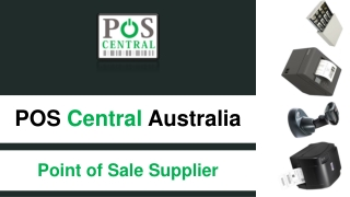 POS Central: The Ideal Location For POS Supplies