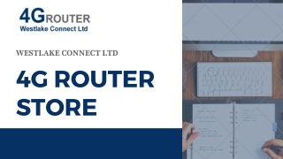 4G Antenna - 4G Router Store