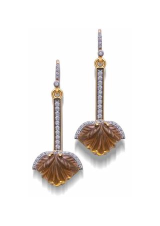 Carved Gemstone Jewelry